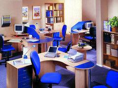 Мебель для персонала Eight rooms Пример 62