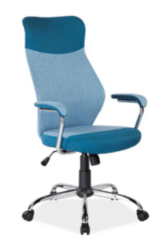 Детский стул Детский стул Signal Q-319 сине-голубое