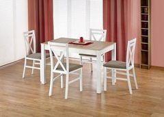 Обеденный стол Обеденный стол Halmar MAURYCY (дуб сонома-белый)