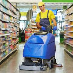 Услуга Поддерживающая уборка торгового помещения