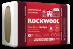 Звукоизоляция Каменная вата Rockwool Лайт Баттс Экстра (50 мм)