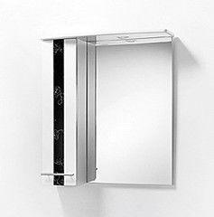 Мебель для ванной комнаты Акваль Зеркало Токио черн. 70 см (L)