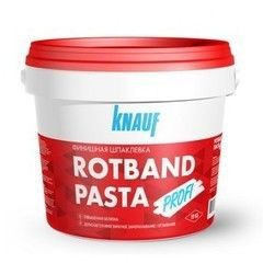 Шпатлевка Шпатлевка Knauf Rotband Pasta Profi 18кг