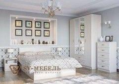 Спальня SV-Мебель Вега 0118 (сосна карелия)