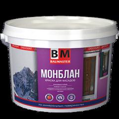 Краска Краска Bau Master Монблан, 25 кг