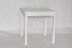 Детский стол ВудГрупп ММ Стол-подставка хозяйственная (белый)