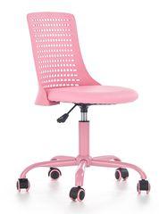 Детский стул Детский стул Halmar Pure (розовый)