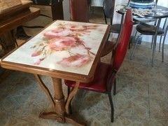 Обеденный стол Обеденный стол Stolmebel Модель 015