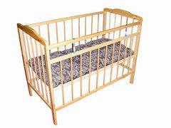 Детская кровать Кроватка РУПП ИУ-5 без ящика