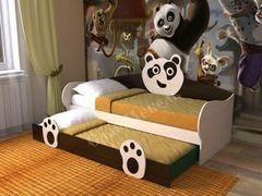 Детская кровать Детская кровать СлавМебель Панда №7