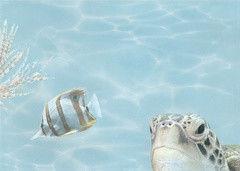 Плитка Плитка Березакерамика Лазурь Морской Мир 7