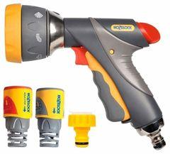 Распылитель Hozelock 2371 Multi Spray Pro 1/2 (пистолет, 3 коннектора)
