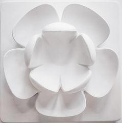 Лепной декор РокСтоун Декор-вставка Цветок 2