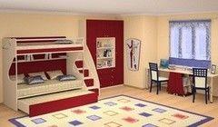 Детская комната Детская комната SoftForm Силуэт 14