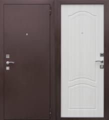 Входная дверь Входная дверь Йошкар Гарда белый ясень
