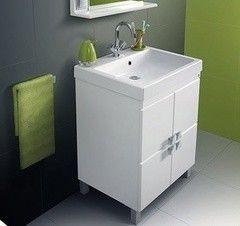 Мебель для ванной комнаты Belux Импульс Н-60-01К с корзиной для белья