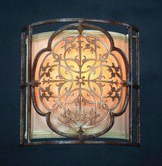 Настенный светильник L'arte Luce Orient L51527.48