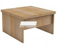 Обеденный стол Обеденный стол СтолПлит Фокус СБ-1939 Розовое Дерево
