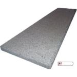 Натуральный камень Натуральный камень  Ступень гранитная G603 термообработанная TO2-R7-1250-330F