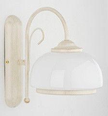 Настенный светильник Alfa Paris White 18410