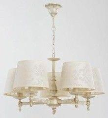 Светильник Alfa 18535 Roksana White