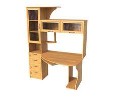 Письменный стол Феникс-Мебель СТ-4
