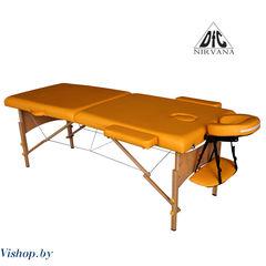 Мебель для салонов красоты  Массажный стол DFC NIRVANA Relax горчичный