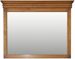 Зеркало Пинскдрев Верди Люкс 2 П434.160 (дуб рустикаль с патинированием)