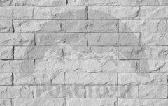 Искусственный камень РокСтоун Мрамор узкий гипсовый 1100ГП