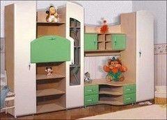 Детская комната Детская комната Мебель-Неман Магнолия