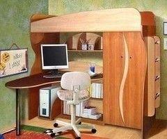 Детская комната Детская комната Калинковичский мебельный комбинат Альфа 3 КМК