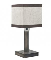Настольный светильник TK Lighting 567 Lea gray