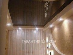 Натяжной потолок Гарантия уюта Вариант 28 (глянцевый)