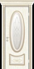 Межкомнатная дверь Межкомнатная дверь Юркас Венеция-1 ДО (эмаль золото)