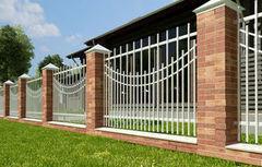 Забор Забор МСК Инвест Арт-полимер тип 6