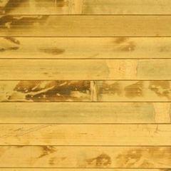 Декоративная стеновая панель Декоративная стеновая панель Бамбуковый рай Желтая черепаха (ламель 17 мм)