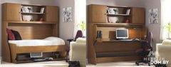 Детская комната Детская комната Mebelin Пример 20