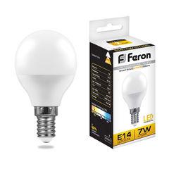 Лампа Лампа Feron LB-95 E14 2700K