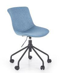 Детский стул Детский стул Halmar Doblo (синий)