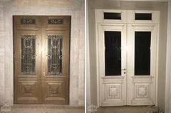 Входная дверь Входная дверь ZalantaR Пример 298