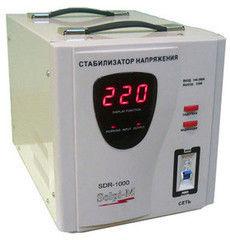 Стабилизатор напряжения Стабилизатор напряжения Solpi-M SDR-1500VA