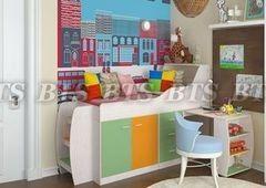 Детская комната Детская комната BTS Минимакс