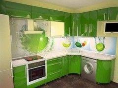 Кухня Кухня на заказ ЗОВ Модель 123-2