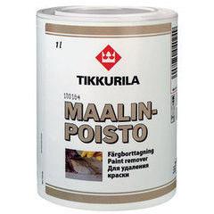 Очиститель Tikkurila Maalinpoisto (1 л)