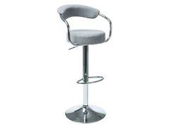 Барный стул Барный стул Signal C-231 (серый, ткань)