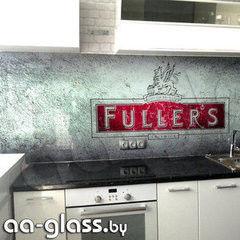 Скинали AA-Glass Скинали 9 из закаленного стекла 6мм + фотопечать (УФ-запекание)