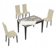 Обеденный стол Обеденный стол СтолПлит Танго Т2 + Этюд Т5