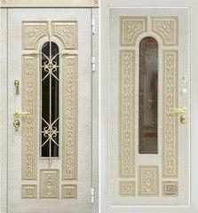 Входная дверь Входная дверь Staller Лацио белая