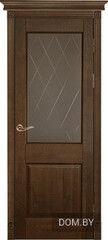 Межкомнатная дверь Межкомнатная дверь Ока из массива ольхи Элегия (ДО)