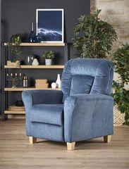 Кресло Кресло Halmar Bard (темно-синий)